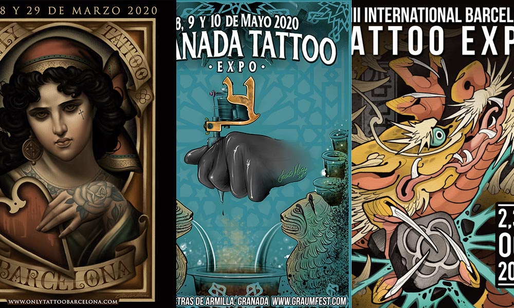 Tattoo Tour 2020