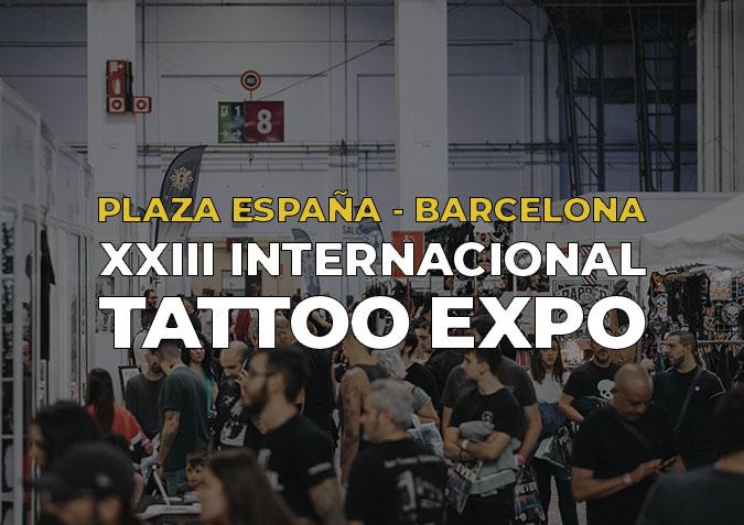 Barcelona Tattoo Expo